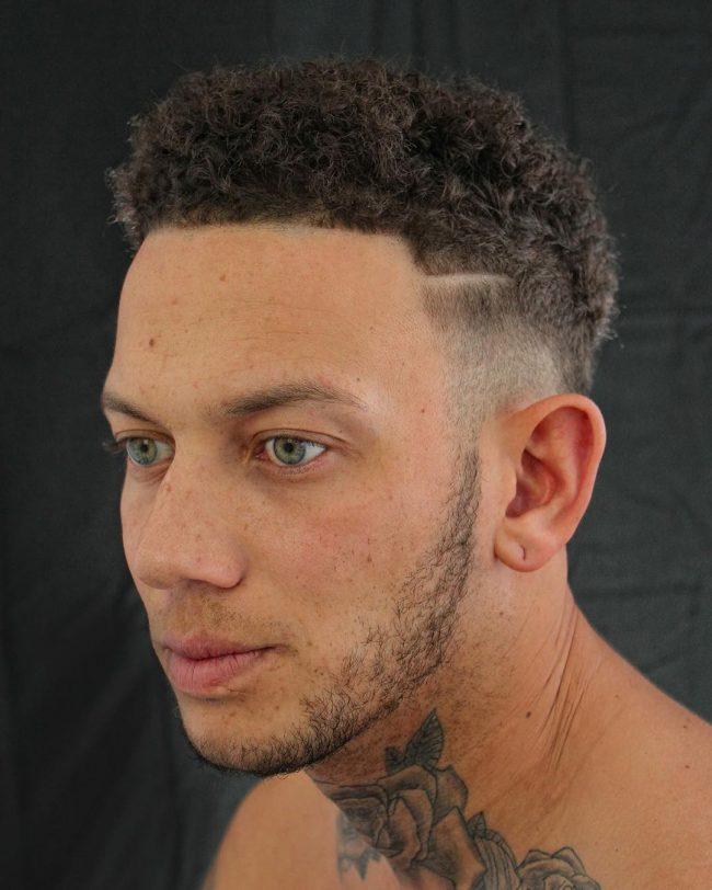 13 Short Natural Curls