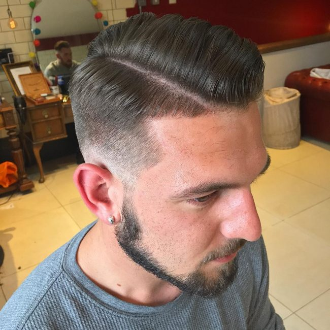 Simple and Comfortable Taper Fade