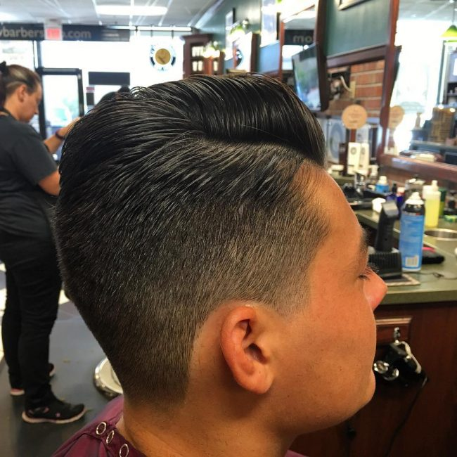 Low Taper Pomp