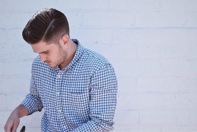 Sassy Gentleman Haircut