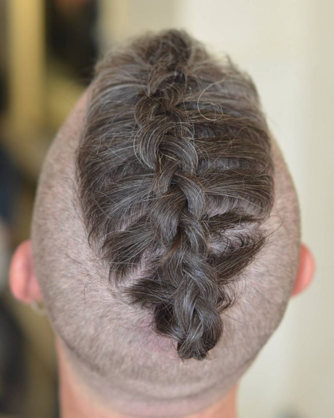 33 Cute Man Braid