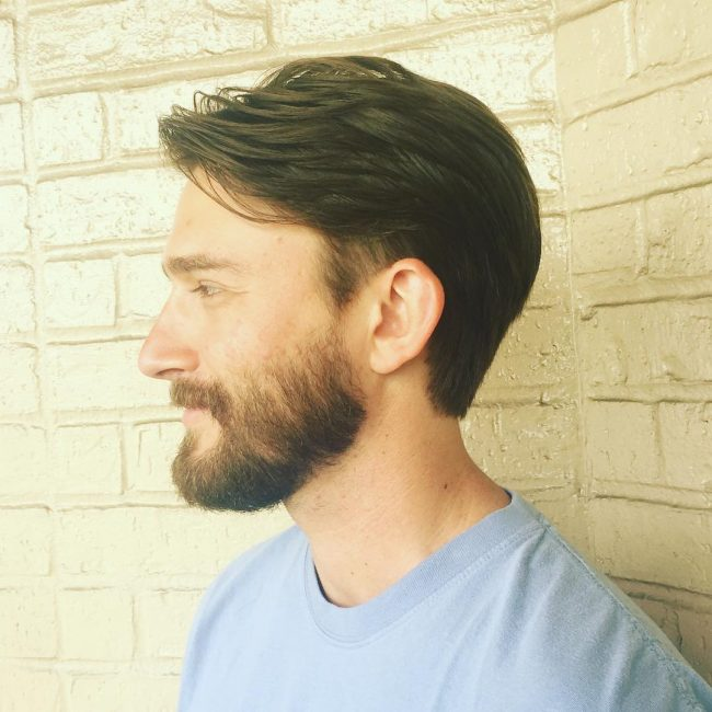 Layered Cut with Low Tapering