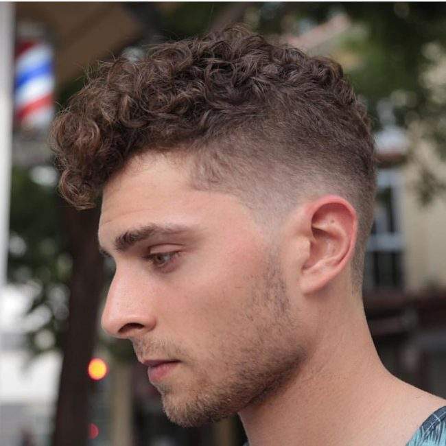 41 Classy Tapered Curls