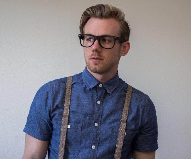43 Funky Hipster Look