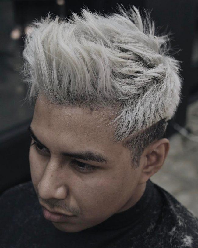 men's hairstyles 90