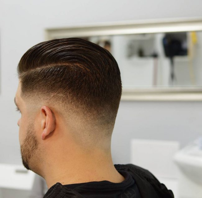 side part haircuts 50