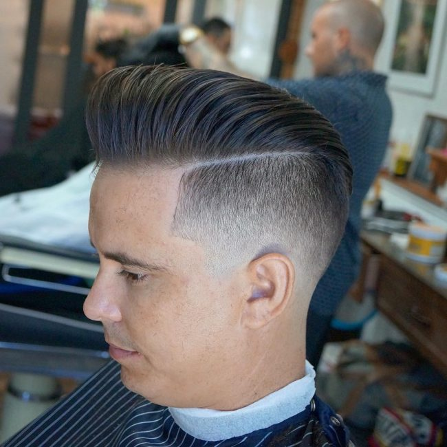 side part haircuts 51