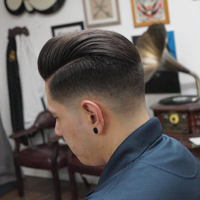 side part haircuts 57