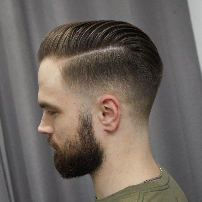 side part haircuts 60