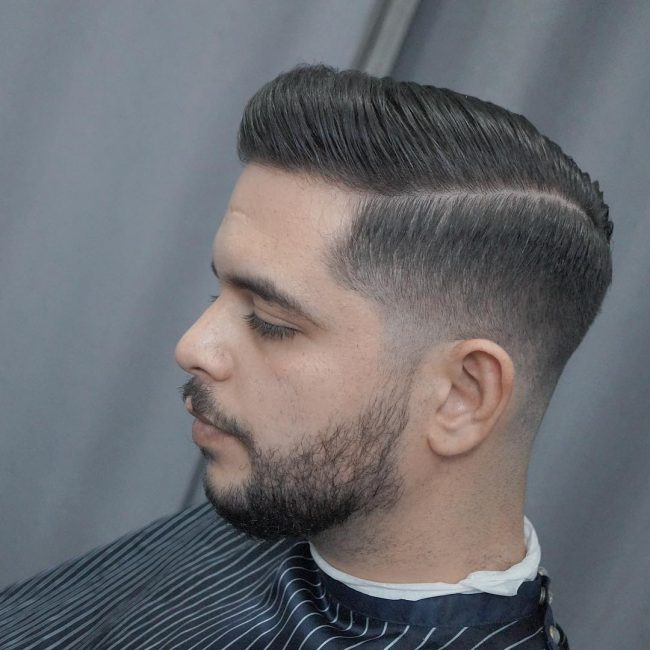 side part haircuts 62