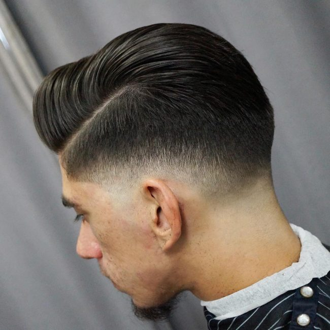 side part haircuts 65