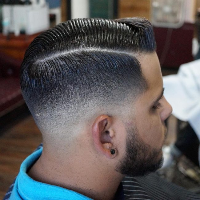 side part haircuts 66