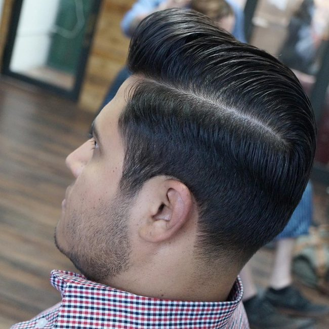 side part haircuts 70