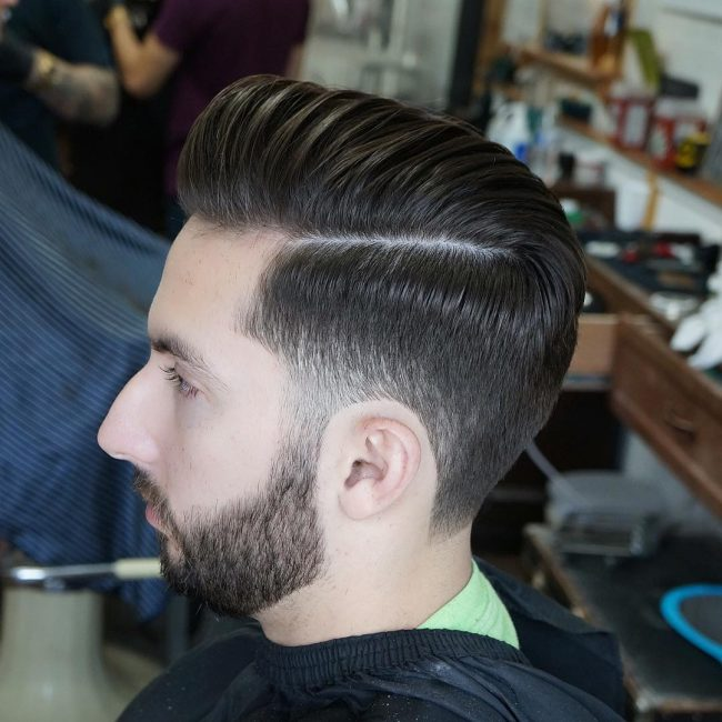 side part haircuts 75