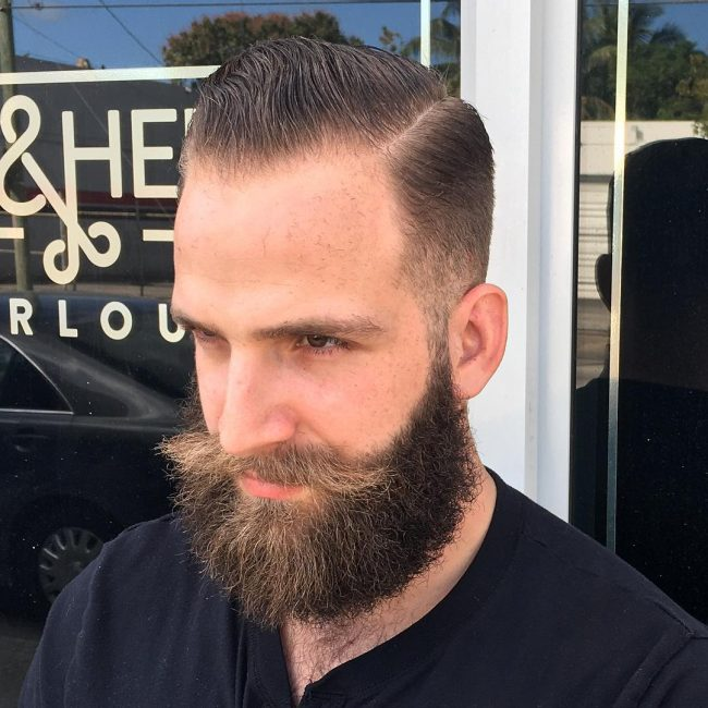 side part haircuts 76