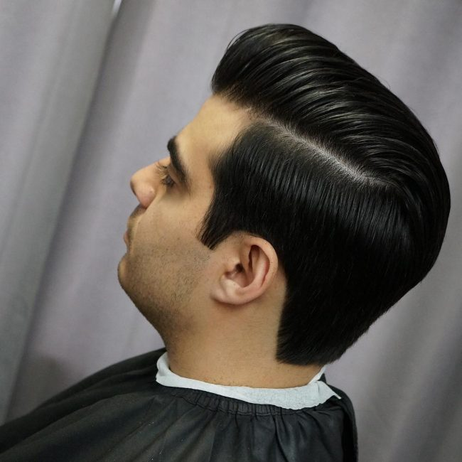 side part haircuts 77
