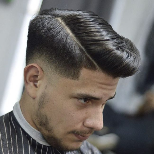 side part haircuts 79