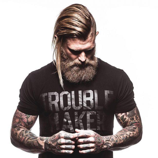 Blonde Beard 43