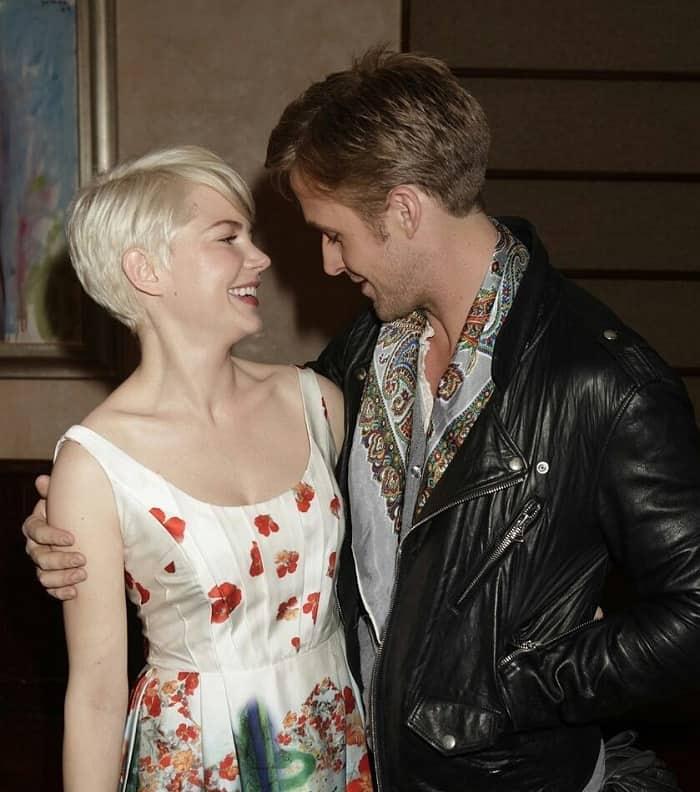 Ryan Gosling Hair Color