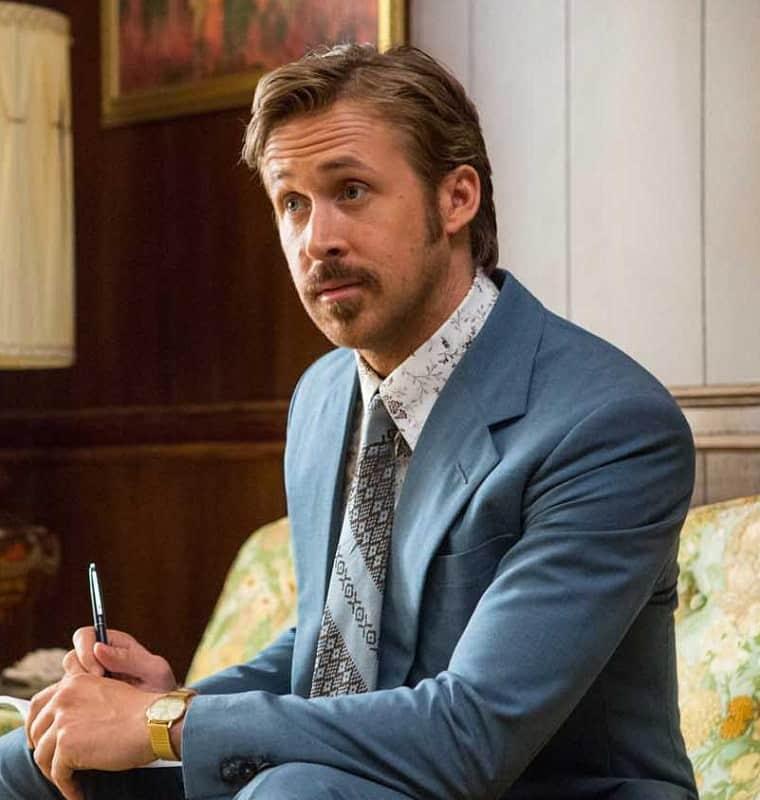 Popular Hairstyle of Ryan Gosling