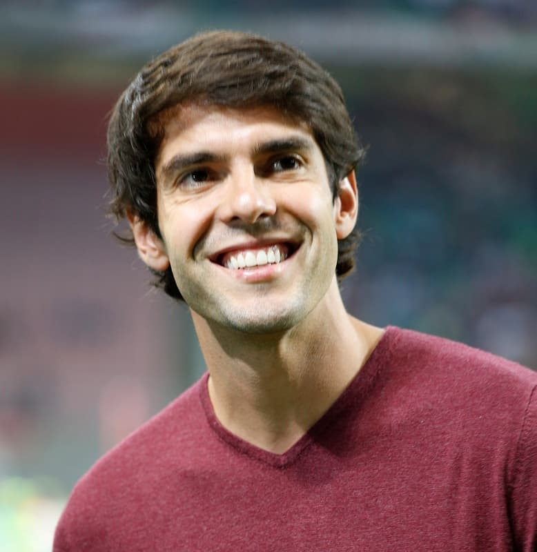Soccer Player's Haircut -Kaka