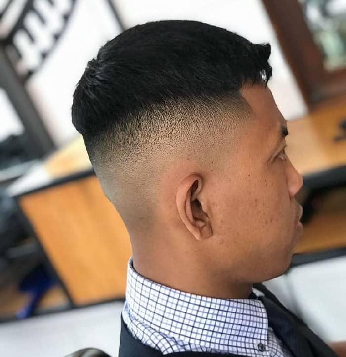 asian bowl haircut