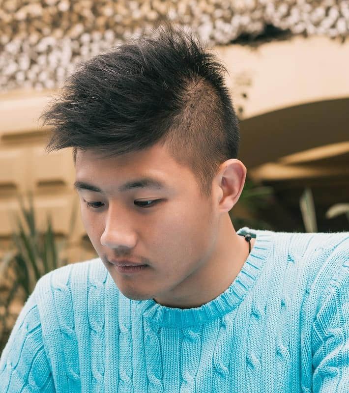 95 Charming Asian Hairstyles For Men New In 2020