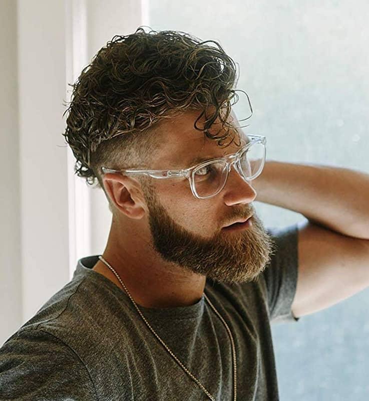bryce harper's curly haircut
