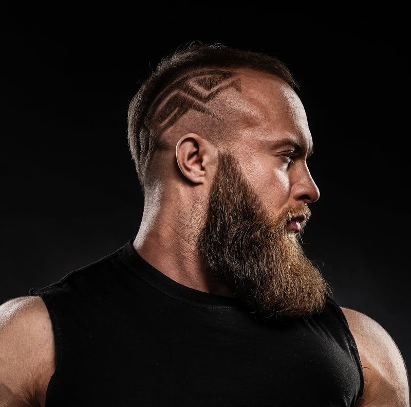 haircut design for men
