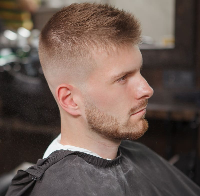 men's high and tight haircut
