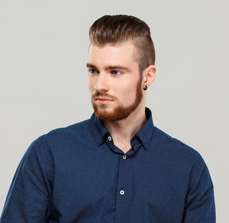 hipster beard style