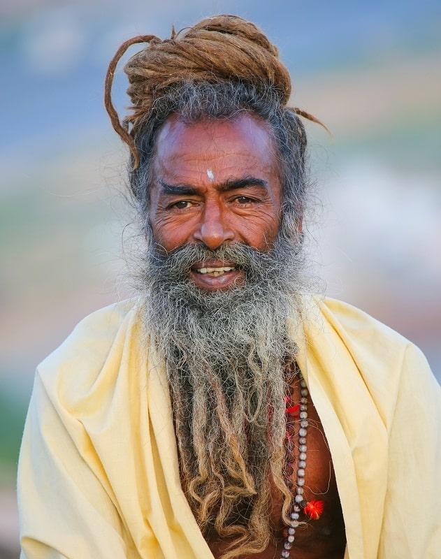 long beard dread