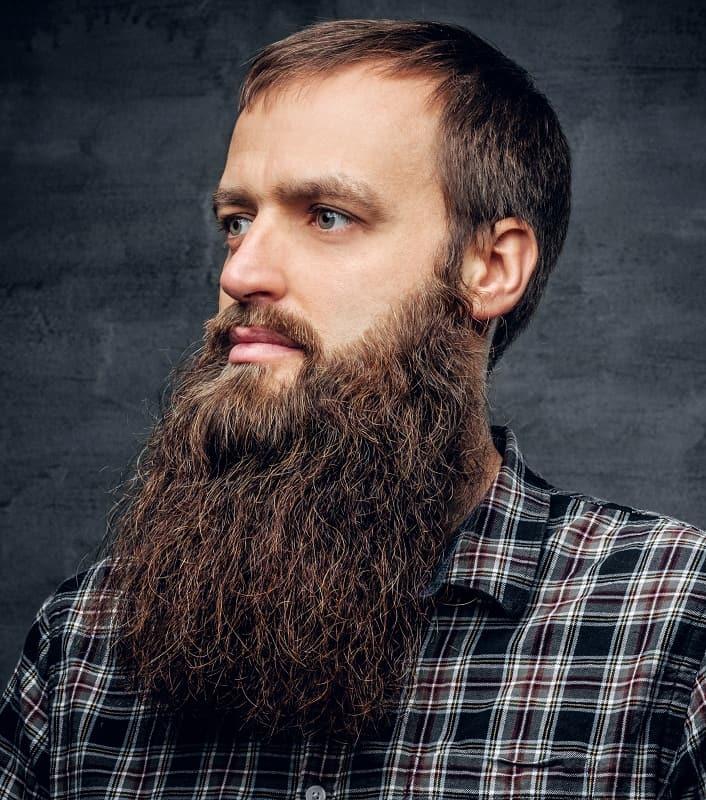 long full beard for guys