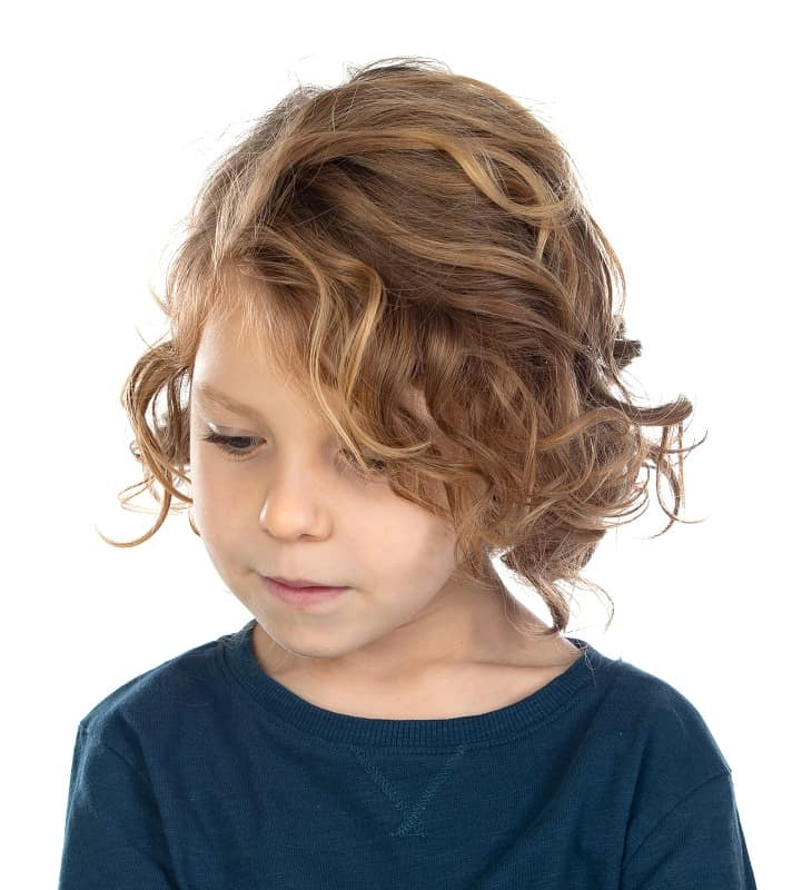 long hairstyle for boys