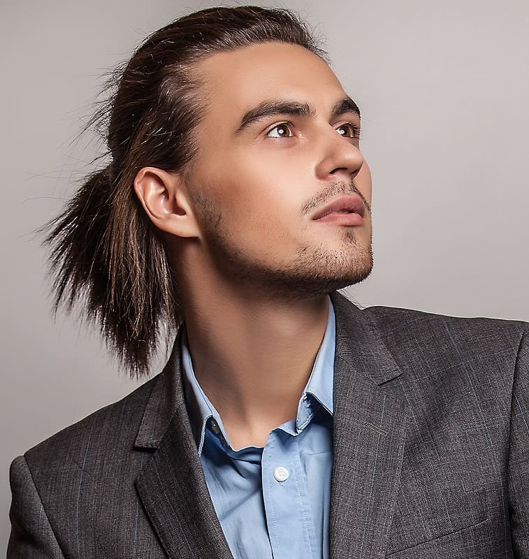 90 Best Men S Hairstyles For Long Hair Be Iconic 2021