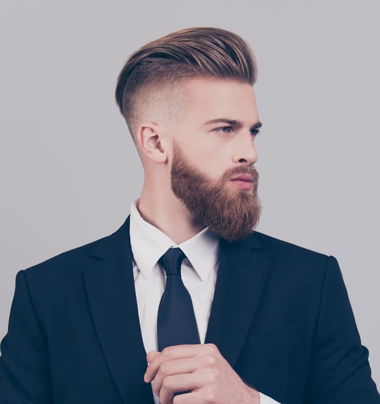 hipster pompadour hairstyle