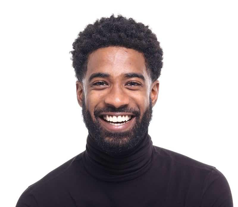 sponge curls style for men