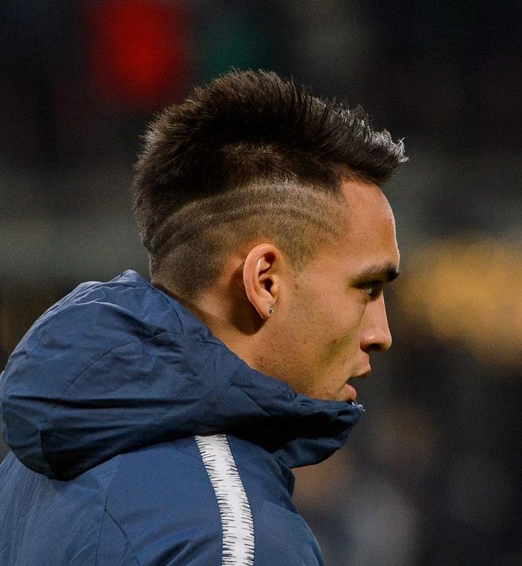 v cut hair for men