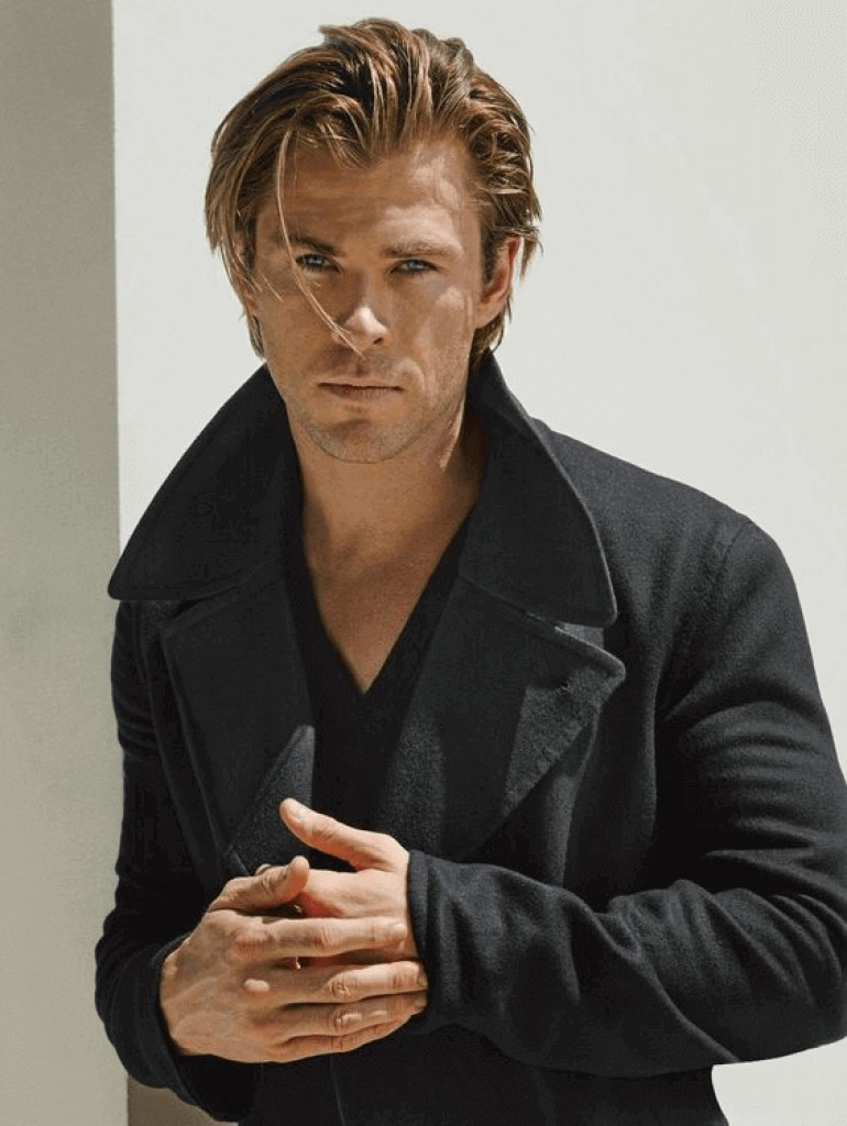 10 Chris Hemsworth Haircuts and How to Get Them • MachoHairstyles