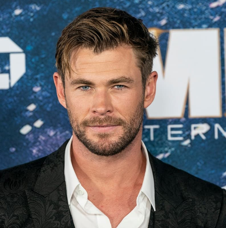 40 Chris Hemsworth Haircuts And How To Get Them Machohairstyles