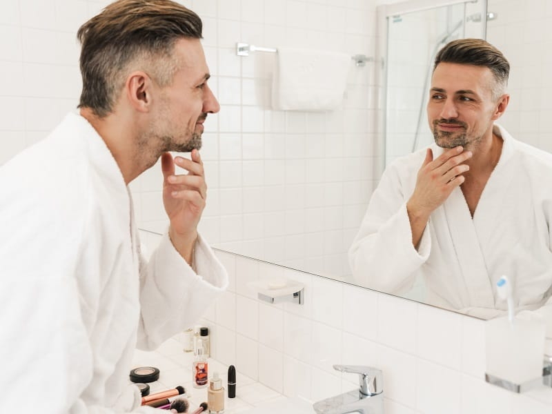 tips to pick the right short beard style