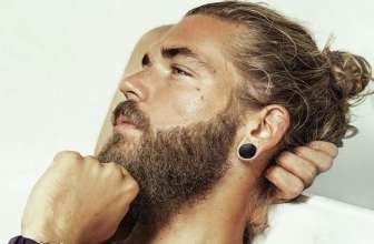 65 Awesome Man Bun Hairstyles – You Should Try It