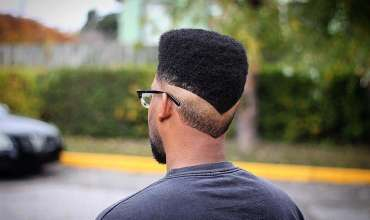 90 Creative Taper Fade Afro Haircuts – Keep it Simple