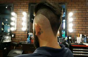 60 Handsome V-Cut Hair Fashions – The New Shape of Style