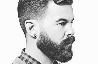 50 Tasteful Crew Cut Hairstyles – Trendy Highlights