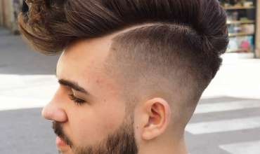 75 Incredible Sexy Faux Hawk Fade Haircuts – New in 2020