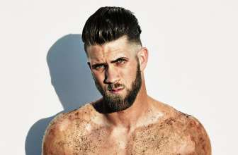 40 Awesome Bryce Harper's Haircuts – Legendary Inspiration
