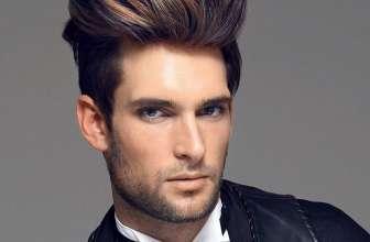 95 Elegant Men's Medium Hairstyles – Be Creative