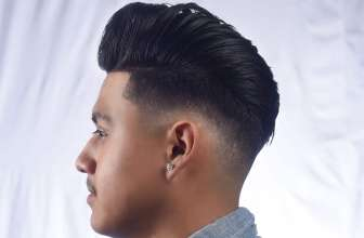 60 Excellent Ideas for Pompadour Fade – In Mood For the Change
